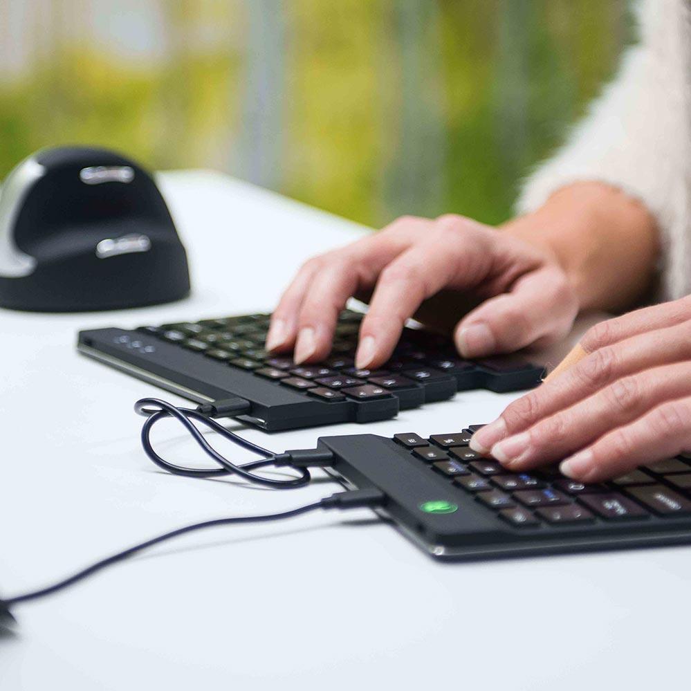 clavier ergo