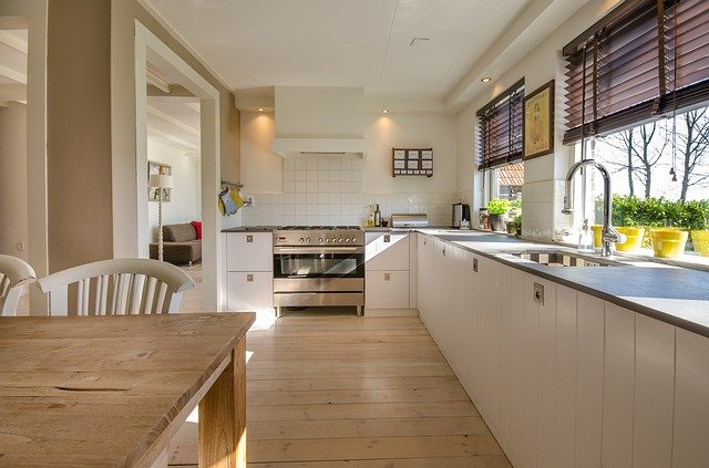 Zo ziet de ideale keuken eruit